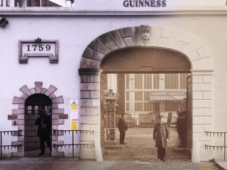 Guinness in the Liberties - Exclusive Guided Tour