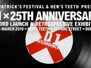 D1 25th Anniversary Record Launch & Retrospective Exhibition